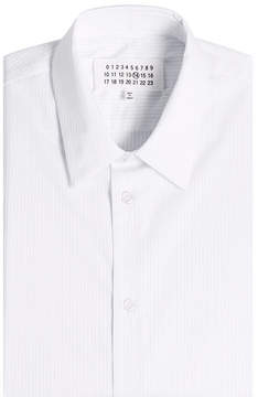 Maison Margiela Striped Cotton Shirt