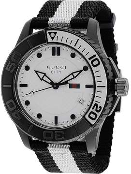 Gucci Watches Men's City Watch