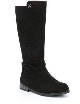 MICHAEL Michael Kors Girls Emma Carter Riding Boots
