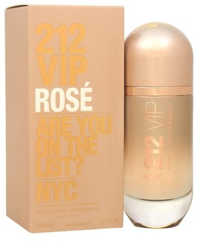 212 VIP Rose Are You On The List? by Carolina Herrera Women's Perfume - 2.7 fl oz