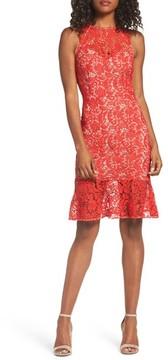 Chelsea28 Women's Lace Sheath Dress