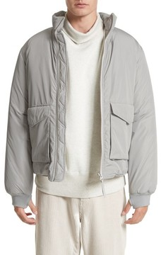 Our Legacy Men's Puffer Funnel Jacket