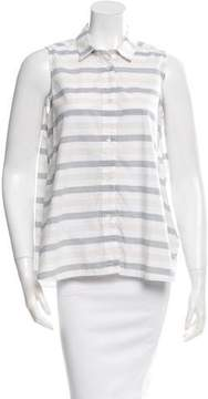 Steven Alan Sleeveless Crossover Top w/ Tags