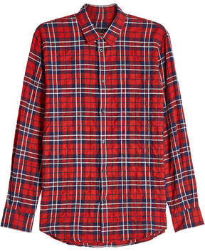 DSQUARED2 Printed Cotton Shirt