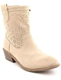 American Rag Womens Giggi Leather Almond Toe Mid-calf Fashion Boots.