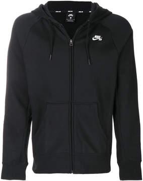 Nike SB Icon zip-up hoodie