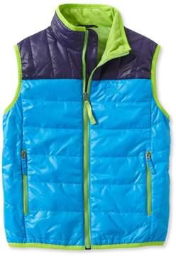 L.L. Bean L.L.Bean Boys' Puff-n-Stuff Vest