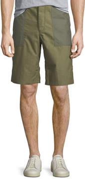 Rag & Bone Men's Two-Tone Field Shorts