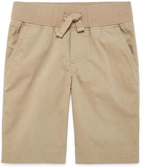 Izod Exclusive Boys Pull-On Short- Size 4-7