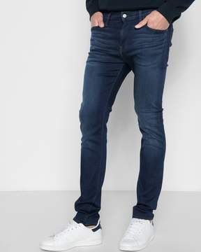 7 For All Mankind Luxe Sport Paxtyn Skinny with Clean Pocket in Polar