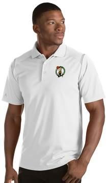 Antigua Men's Boston Celtics Merit Polo