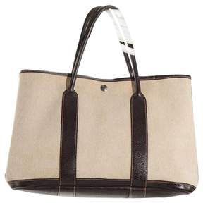 Hermes Garden Party cloth tote