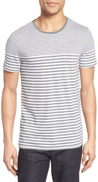 BOSS Men's Tessler Slim Fit Stripe T-Shirt