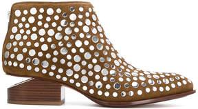 Alexander Wang studded Kory boots
