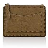 Barneys New York WOMEN'S COIN-PURSE CARD CASE-GREEN