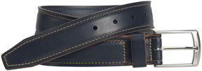 Johnston & Murphy Single Edge Stitch Belt