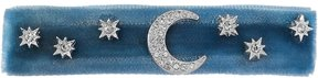 Lauren Conrad Runway Collection Velvet Star & Moon Barrette