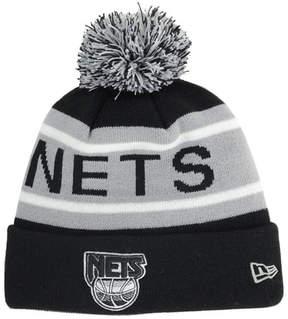 New Era New Jersey Nets Biggest Fan Knit Hat