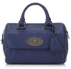 Mulberry Pre-owned: Leather Del Rey.