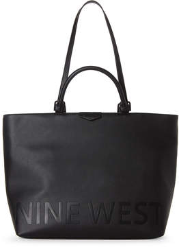 Nine West Black Cammie Tote