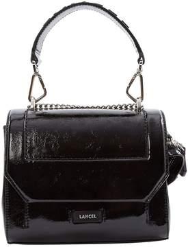 Lancel Black Patent leather Handbag