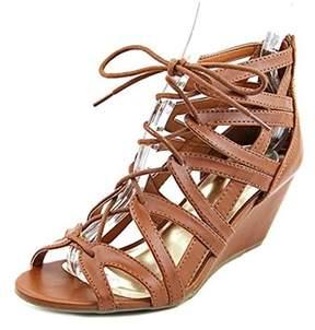 Material Girl Hera Women Open Wedge Sandals.