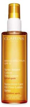 Clarins Sunscreen Spray Oil-Free Lotion SPF 15/5 oz.