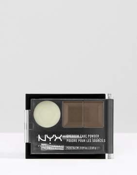 NYX Professional Make-Up - Eyebrow Cake Powder