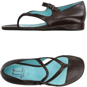 Thierry Rabotin Toe strap sandals