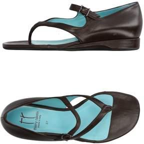 Thierry Rabotin Toe strap sandals