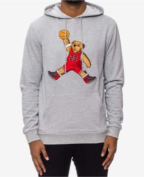 Hudson Nyc Men's Goat Bear Colorblocked Embroidered Sweatshirt