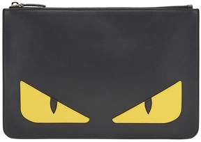 Fendi Bag Bugs-appliqué pouch