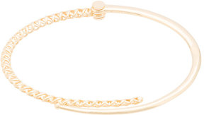 Eddie Borgo cuff necklace