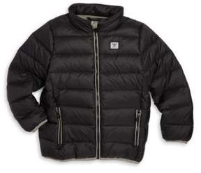 Armani Junior Little Boy's & Boy's Quilted Down Jacket