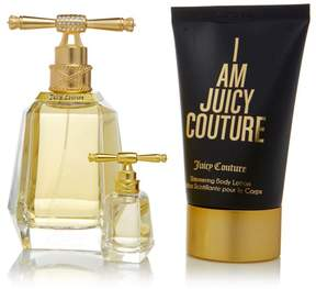 Juicy Couture I Am 3-piece Set with 1.7 fl. oz. Eau de Parfum