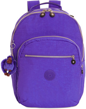 Kipling Seoul Backpack - SAPPHIRE - STYLE