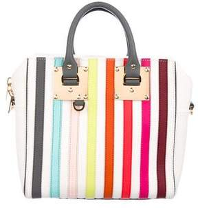 Sophie Hulme Cromwell Canvas Tote Bag