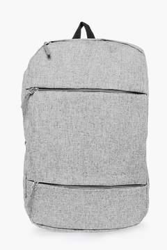 boohoo Multi Pocket Backpack