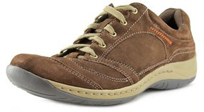 Earth Origins Flora Women Round Toe Synthetic Brown Sneakers.