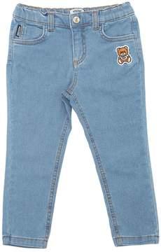 Moschino Stretch Cotton Denim Jeans