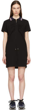 Carven Black Polo Dress