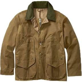 Filson Tin Cloth Field Alaska Fit Coat