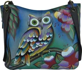 Anuschka Anna By ANNA by Hand Painted Shoulder Bag 8211 (Women's)