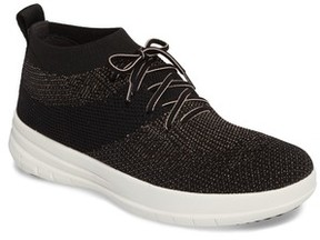 FitFlop Women's Uberknit(TM) Slip-On High-Top Sneaker