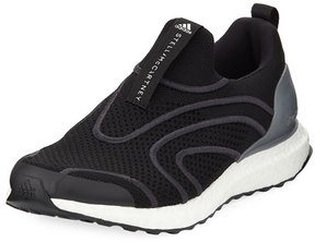 adidas by Stella McCartney Ultra Boost Uncaged Fabric Sneaker, Gray