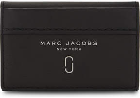 Marc Jacobs Tied up leather wallet - BLACK - STYLE