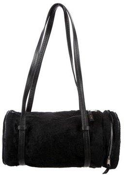 Henry Beguelin Ponyhair Shoulder Bag