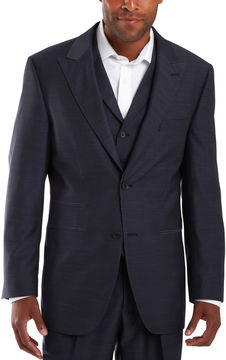 JCPenney Steve Harvey Sharkskin Suit Jacket
