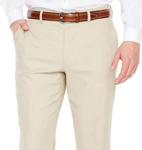 Jf J.Ferrar Tan Stretch Super Slim Fit Suit Pants
