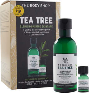 The Body Shop Tea Tree Anti-Blemish Starter Kit Duo Gift Set